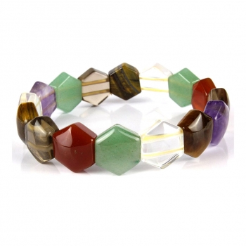 Armband Multi-Hexagon
